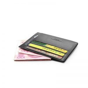slim card case wallet