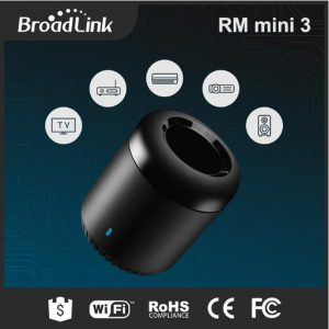 BroadLink RM Mini 3, Smart Home WiFi wireless Remote Controller, Universal Switch