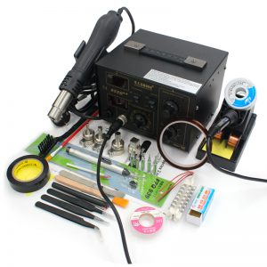 BGA Rework Station Hot Gun Soldering Iron