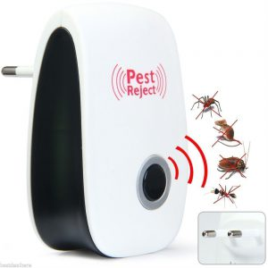 Ultrasonic Mosquito Killer