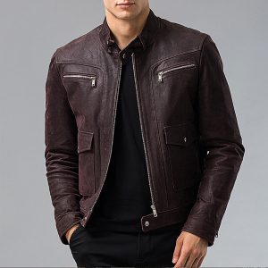 Men's Genuine Leather Jackets