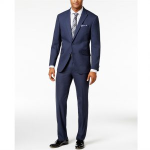 Men's Regular Blue Suits