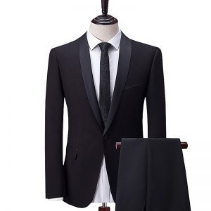 Black Men Suits