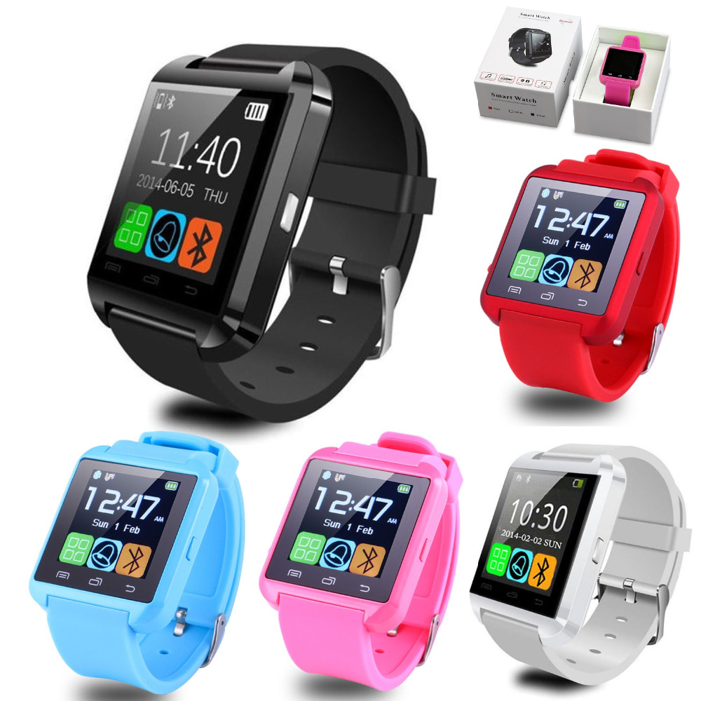 High Quality DZ09 Or U8 Or GT08 Smart Watch Electronic Android Watch 2