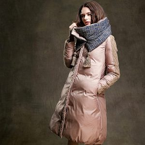 Women's Long Down Jacket