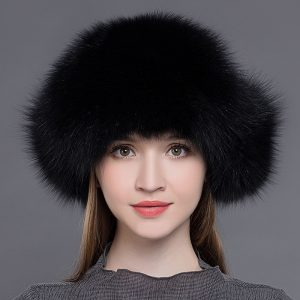 womens fur russian hats