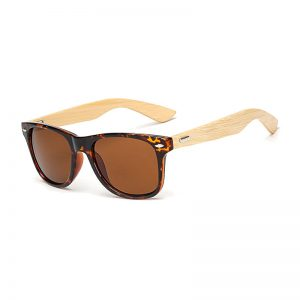BOYSEEN Retro Wood Sunglasses Men Bamboo Sunglass Women Brand Design Sport Goggles Gold Mirror Sun Glasses Shades lunette oculo 1