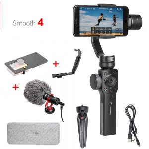 Zhiyun Smooth Q Model