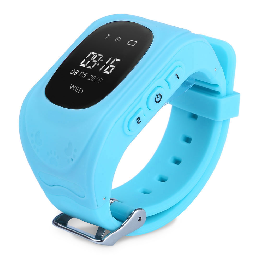 2018 Q50 Smart Wristwatch Kid Safe GPS Smart Watch SOS Call Location Finder Locator Tracker Baby Anti Lost Monitor Pedometer 2
