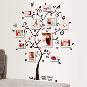 DIY Family Tree Photo Frame