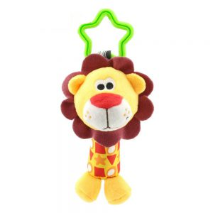 Cute Baby Toys Soft Musical Newborn Kids Toys Animal Baby Mobile Stroller Toys Plush Playing Doll Brinquedos Bebes 1