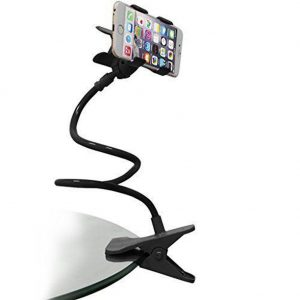 Phone holder Universal 360 Rotating Flexible Long Arm lazy Phone Holder Clamp Lazy Bed Tablet Car Selfie Mount Bracket for Phone 1