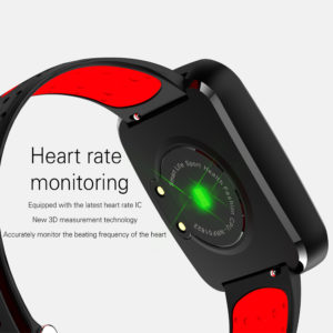 Smart band V6 Heart Rate monitor Fitness tracker Bracelet Blood Oxygen Pressure Monitor sport watch for IOS Android smartphones 1