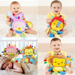 Rattles Toys Baby