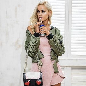 women's bomber jackets on sale