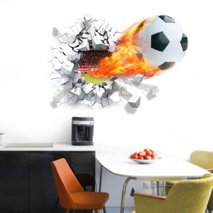 Football Soccer ball stickers