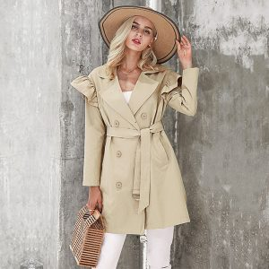 Autumn Trench Coats