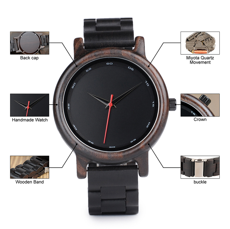 best mens wood watches