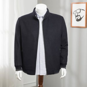 Winter Woolen Coat Men's