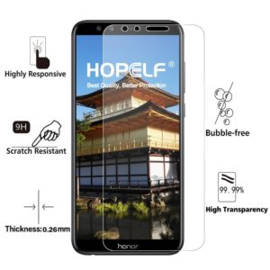 Tempered Glass for Huawei honor 9 Screen Protector honor 9 lite 9H 2.5D Phone Protective Glass for Huawei honor 9 Lite Glass     1