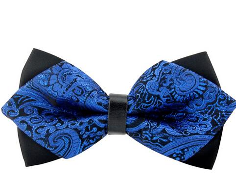 Hot Selling Bow Ties Formal Commercial Bow Tie Fashion Men's Bowties for Boys Accessories Butterfly Cravat Bowtie Butterflies 3