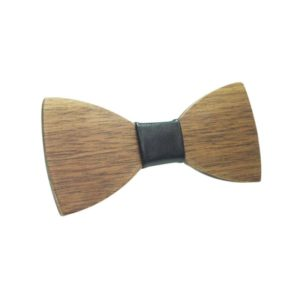 Baby Wooden Bow tie