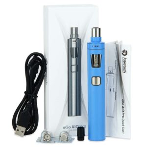 Original Joyetech Ego AIO Pro Kit 2300mAh Battery Capacity with 4ml Tank All-in-One Ego AIO Pro Starter Kit Electronic Cigarette 1