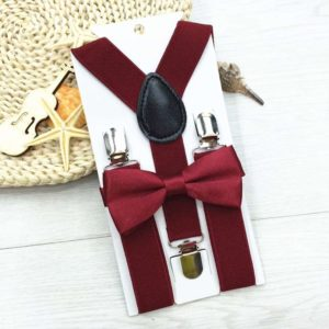 Cheap Suspenders Set