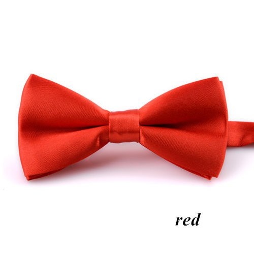 1pc/lot New Boys Girls School Fashion Bow tie For Kids Bowtie Solid Candy Colorful Baby Butterfly Cravat Gravata 4