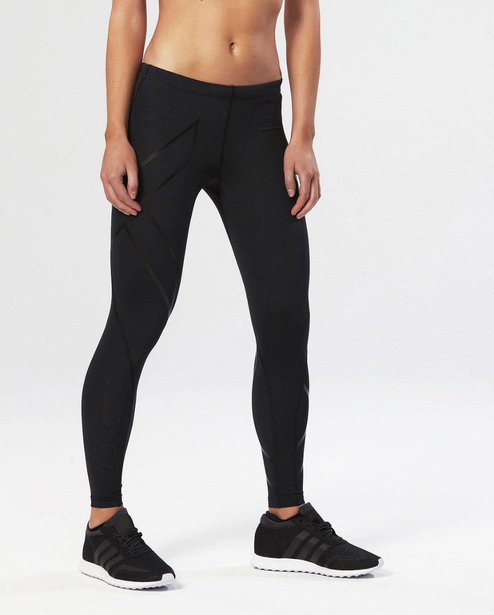 Compression pants women Autumn and winter running tights trousers fitness pants elastic marathon quick-drying 1