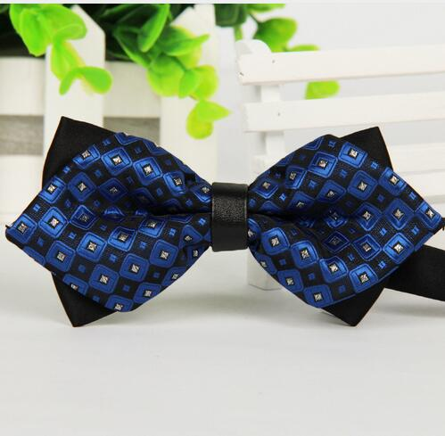 Hot Selling Bow Ties Formal Commercial Bow Tie Fashion Men's Bowties for Boys Accessories Butterfly Cravat Bowtie Butterflies 2