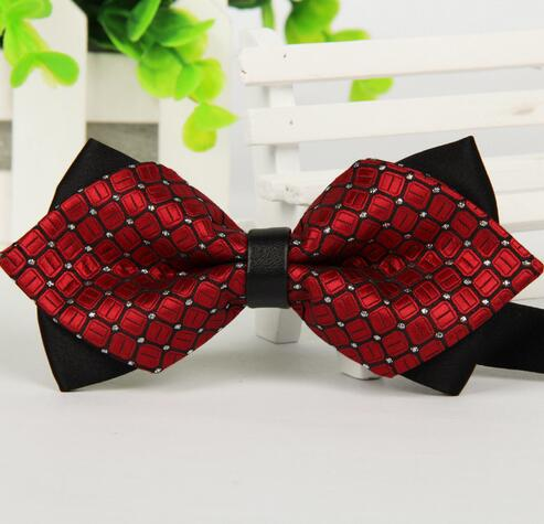 Hot Selling Bow Ties Formal Commercial Bow Tie Fashion Men's Bowties for Boys Accessories Butterfly Cravat Bowtie Butterflies 1