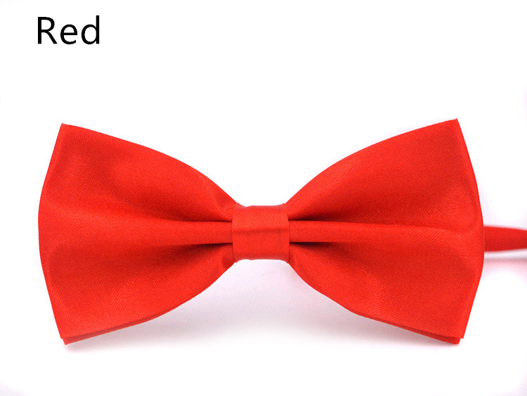 2017 New Fashion Boutique Mens Bow Ties for Men Groom Wedding Party Women Butterfly Bow Tie Solid Bowtie Men Gravata Cravate 2