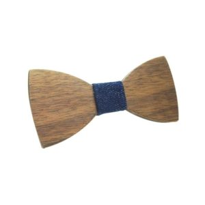 Fashion Children Boys Wooden Bow ties Kids Bowties Butterfly Cravat Wood ties 1