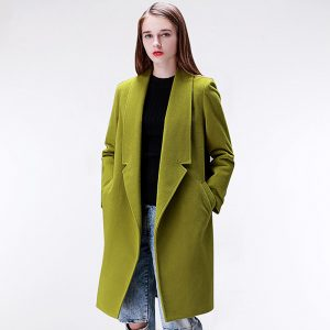 Women's Cashmere Coat