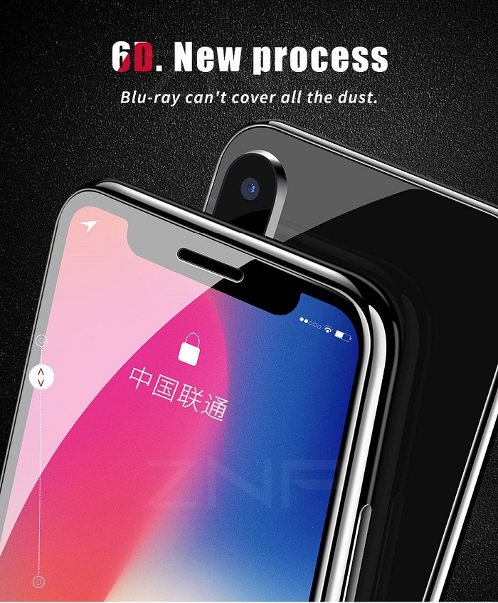 6d tempered glass for iphone 6s