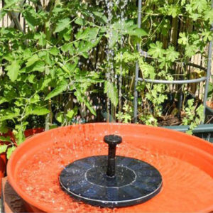 Solar Water Fountain Solar Fountain Garden Fountain Artificial Outdoor Fountain For Home Family Garden Park Decoration 1
