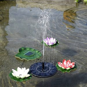 Best Solar Water Fountain