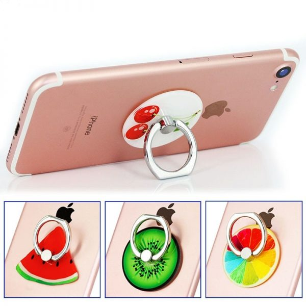 Phone Ring Holders Fruit