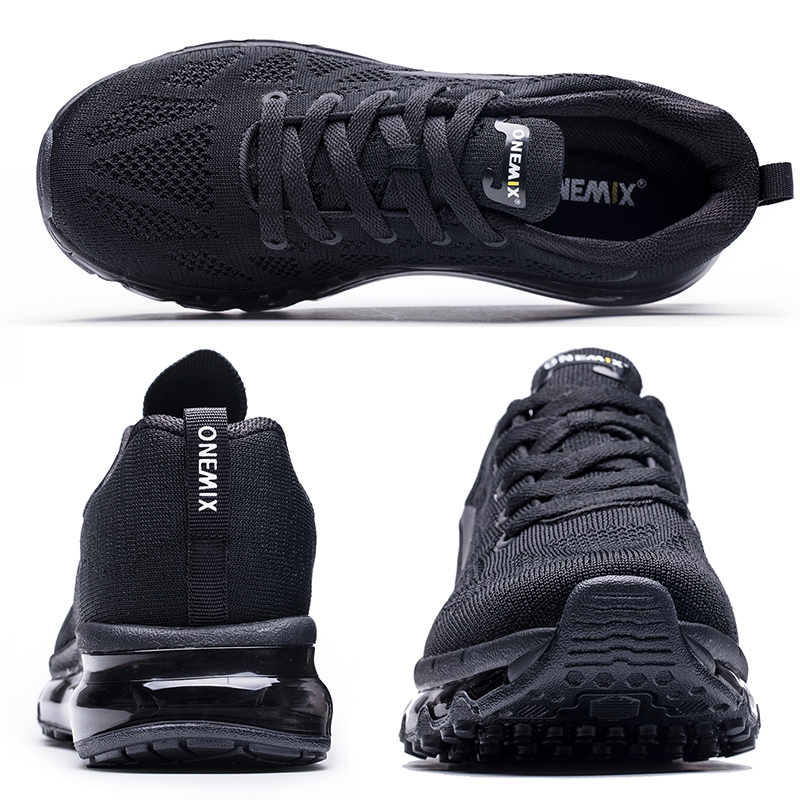 ONEMIX 2018 men running shoes light women sneakers soft breathable mesh Deodorant insole outdoor athletic walking jogging shoes 1