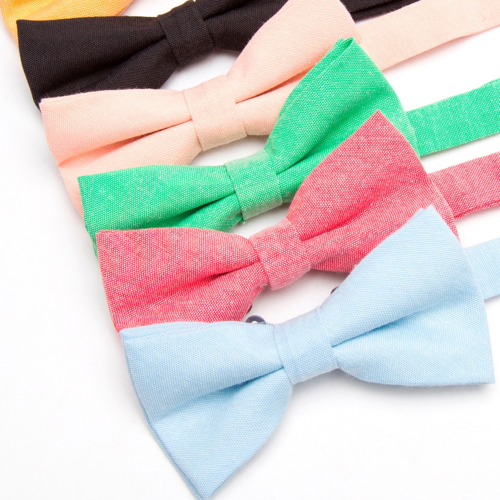 Cotton Bow ties Online