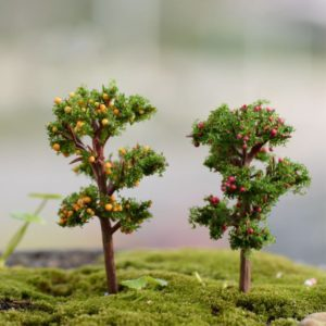Miniature Resin Tree