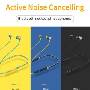 2018 Bluedio New TN Active Noise Cancelling Sports Bluetooth Earphone/Wireless Headset for phones and music 1