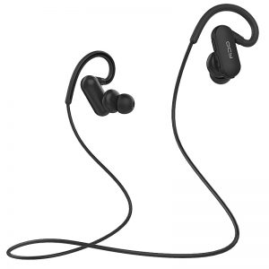 QCY QY31 IPX4 sweatproof headphones Bluetooth 4.1 wireless sports headset aptx stereo earphones with MIC for iphone android 1