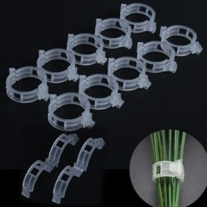 Plastic Plant Support Clips