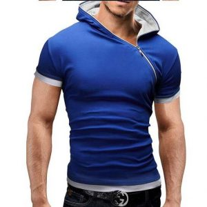 buy mens hooded shirt