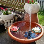 water pumps for gardens