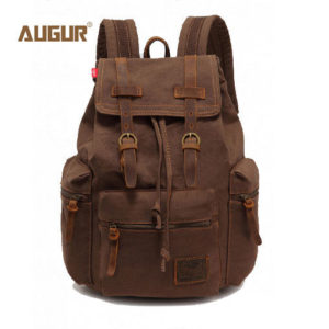 augur canvas backpack