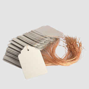 100pcs Garden Labels Flower Tags Plant Labels Waterproof Plastic Label Garden Decoration 3.6*2.5cm 1