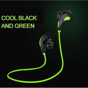 headset handsfree stereo sports earphone bluetooth earphone wireless xiao mi sam sung 1